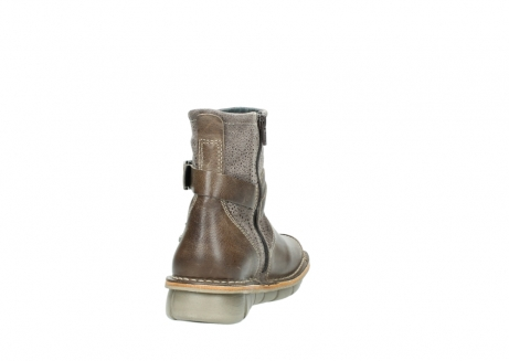 wolky stiefeletten 08392 wales 50150 taupe geoltes leder_8