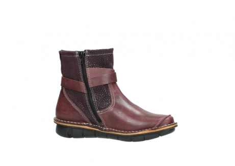 wolky bottines 08392 wales 50510 cuir bordeaux_14