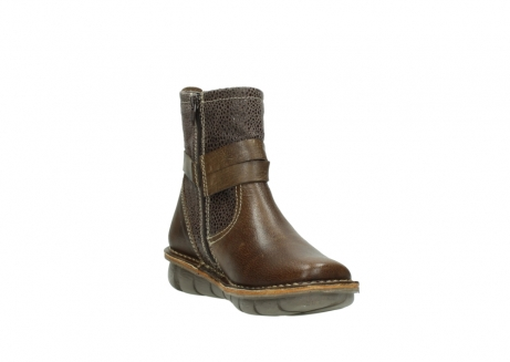 wolky ankle boots 08394 kazan 59153 taupe drops leather_17