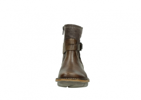 wolky ankle boots 08394 kazan 59153 taupe drops leather_19