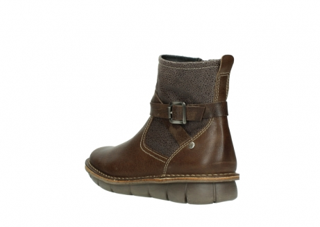wolky ankle boots 08394 kazan 59153 taupe drops leather_4