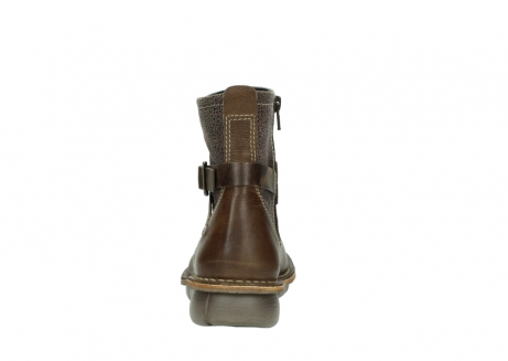 wolky ankle boots 08394 kazan 59153 taupe drops leather_7