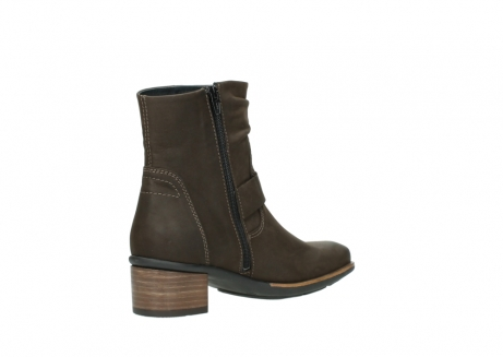 wolky stiefeletten 0930 coyote 515 taupe geoltes leder_10