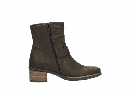 wolky stiefeletten 0930 coyote 515 taupe geoltes leder_12