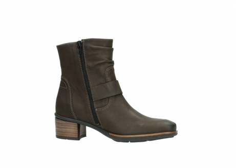 wolky stiefeletten 0930 coyote 515 taupe geoltes leder_14