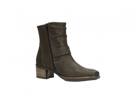 wolky stiefeletten 0930 coyote 515 taupe geoltes leder_15