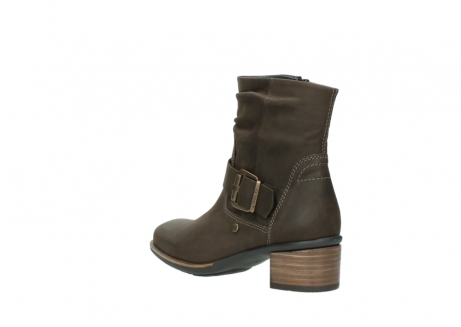 wolky stiefeletten 0930 coyote 515 taupe geoltes leder_4