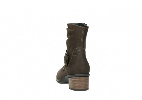 wolky stiefeletten 0930 coyote 515 taupe geoltes leder_6