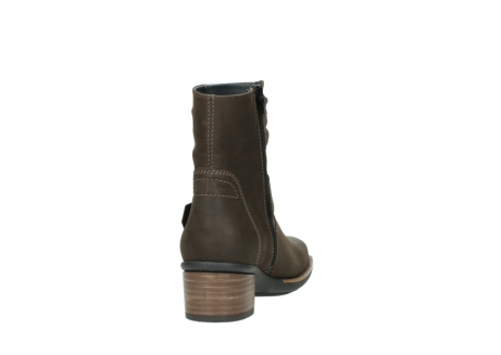 wolky stiefeletten 0930 coyote 515 taupe geoltes leder_8