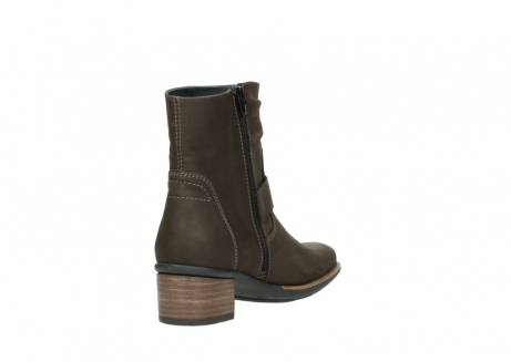 wolky stiefeletten 0930 coyote 515 taupe geoltes leder_9