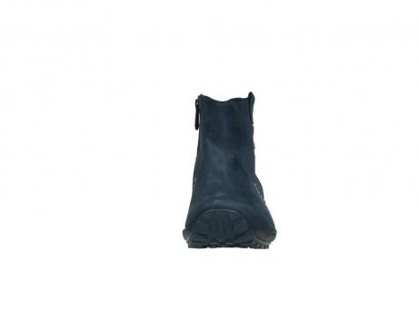 wolky stiefeletten 1735 zion wp 580 dunkelblau geoltes leder water proof warmfutter_19