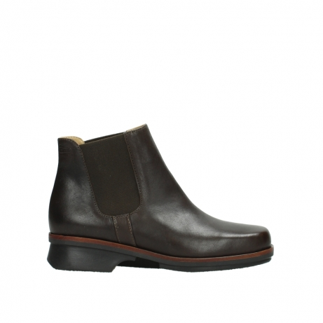wolky stiefeletten 2702 merida 330 brown leather