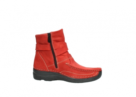 wolky stiefeletten 6293 roll point 550 rot geoltes leder_14