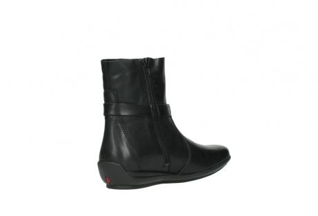 wolky mid calf boots 00381 solano 20000 black leather_10