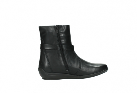 wolky mid calf boots 00381 solano 20000 black leather_12
