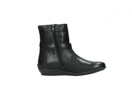wolky mid calf boots 00381 solano 20000 black leather_13