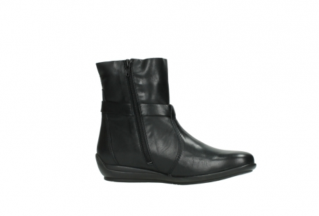 wolky mid calf boots 00381 solano 20000 black leather_14