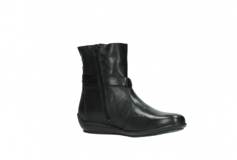 wolky mid calf boots 00381 solano 20000 black leather_15