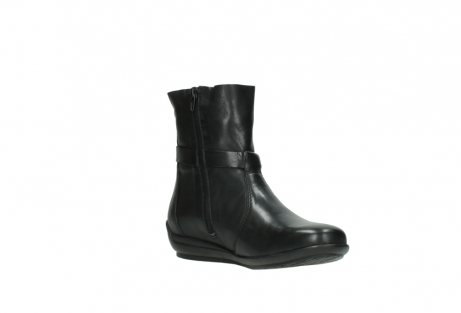 wolky mid calf boots 00381 solano 20000 black leather_16