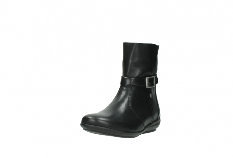 wolky mid calf boots 00381 solano 20000 black leather_21
