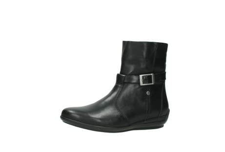 wolky mid calf boots 00381 solano 20000 black leather_23
