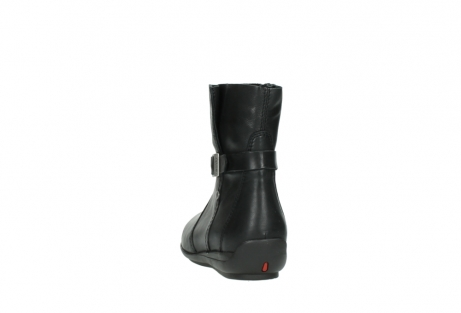 wolky mid calf boots 00381 solano 20000 black leather_6