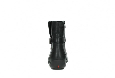 wolky mid calf boots 00381 solano 20000 black leather_7