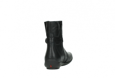 wolky mid calf boots 00381 solano 20000 black leather_8