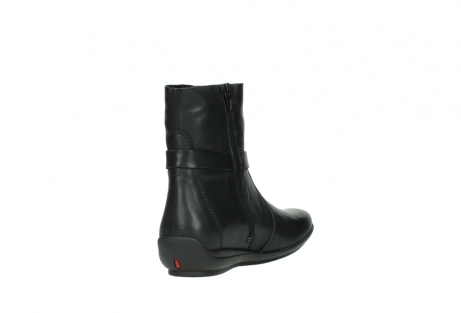 wolky mid calf boots 00381 solano 20000 black leather_9