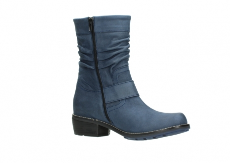 wolky mid calf boots 00526 desna 10800 dark blue oiled nubuck_15