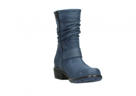 wolky mid calf boots 00526 desna 10800 dark blue oiled nubuck_17