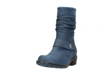 wolky mid calf boots 00526 desna 10800 dark blue oiled nubuck_21