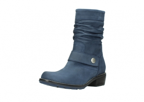 wolky mid calf boots 00526 desna 10800 dark blue oiled nubuck_22