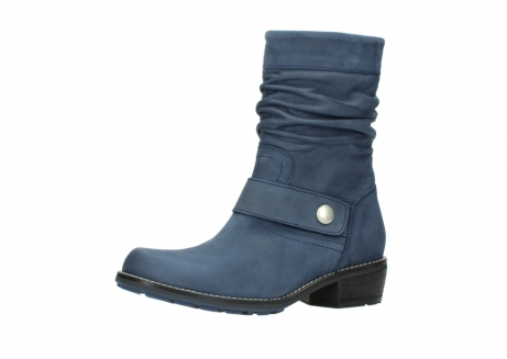 wolky mid calf boots 00526 desna 10800 dark blue oiled nubuck_23