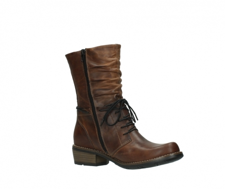 wolky mid calf boots 00558 casca 80430 cognac leather_15