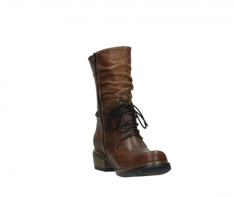 wolky mid calf boots 00558 casca 80430 cognac leather_17