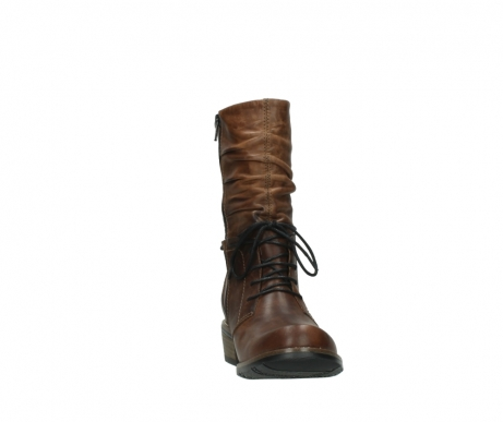 wolky mid calf boots 00558 casca 80430 cognac leather_18