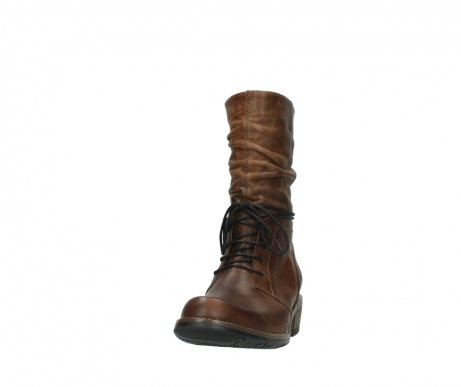 wolky mid calf boots 00558 casca 80430 cognac leather_20