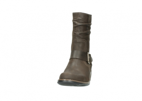 wolky mid calf boots 00572 lis 50150 taupe oiled leather_20