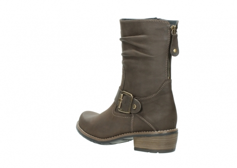 wolky mid calf boots 00572 lis 50150 taupe oiled leather_4