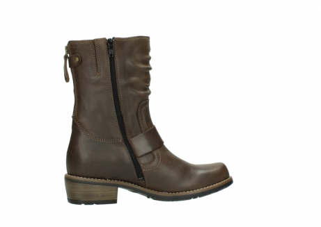 wolky mid calf boots 00572 lis 50152 taupe leather_12