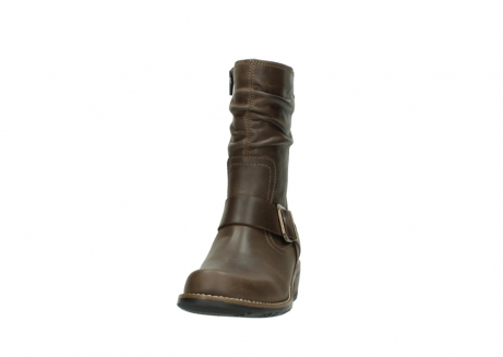 wolky mid calf boots 00572 lis 50152 taupe leather_20