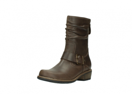wolky mid calf boots 00572 lis 50152 taupe leather_22