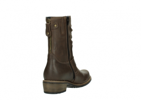 wolky mid calf boots 00572 lis 50152 taupe leather_9