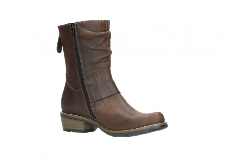 wolky mid calf boots 00572 lis 50302 brown leather_15