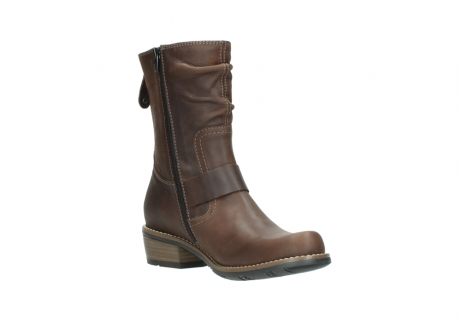wolky mid calf boots 00572 lis 50302 brown leather_16
