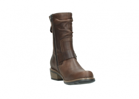 wolky mid calf boots 00572 lis 50302 brown leather_17