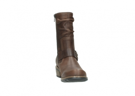 wolky mid calf boots 00572 lis 50302 brown leather_18