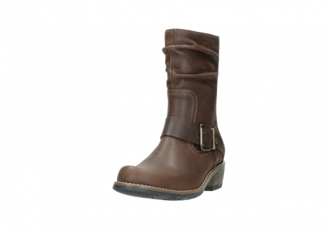 wolky mid calf boots 00572 lis 50302 brown leather_21