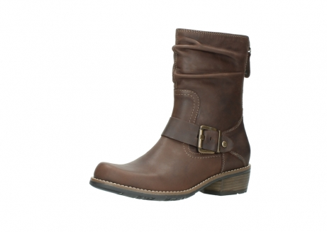 wolky mid calf boots 00572 lis 50302 brown leather_23